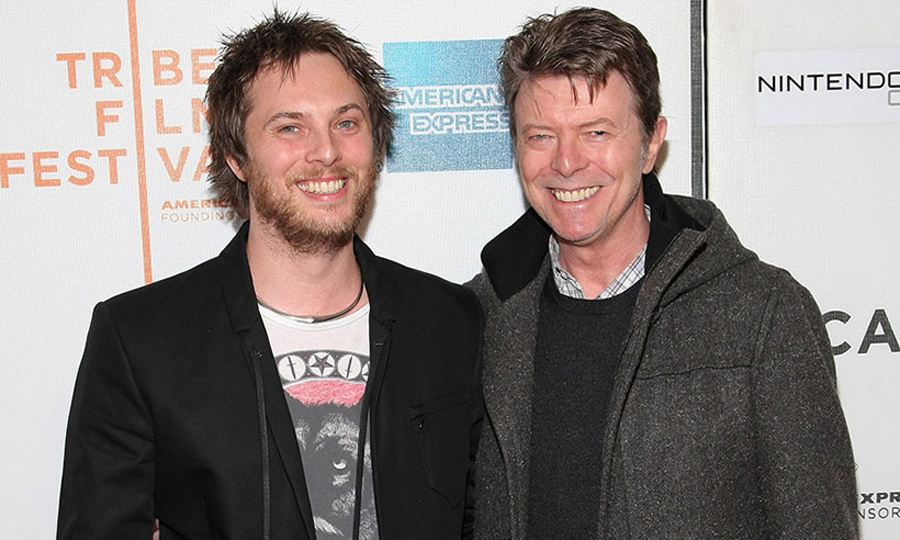 David Bowie's son Duncan Jones welcomes first son and pays tribute to late dad