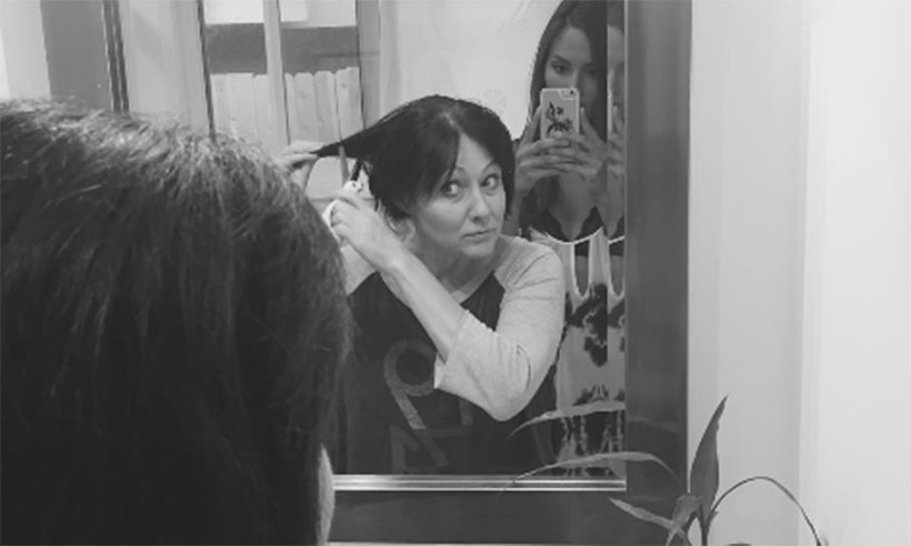 Shannen Doherty reveals her cancer may have spread