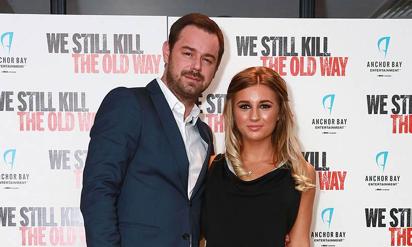 Danny Dyer's daughter defends her dad after scuffle with Mark Wright's friends