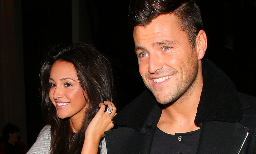 Michelle Keegan excited to spend time with husband Mark Wright after filming