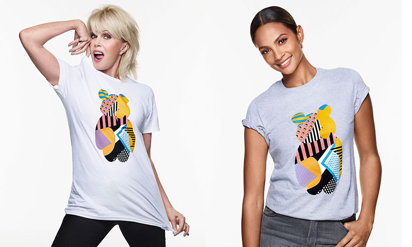 From Alesha Dixon to Joanna Lumley: stars show their support for Children in Need