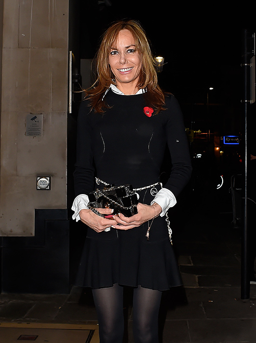 Tara Palmer-Tomkinson reveals her secret battle with a brain tumour