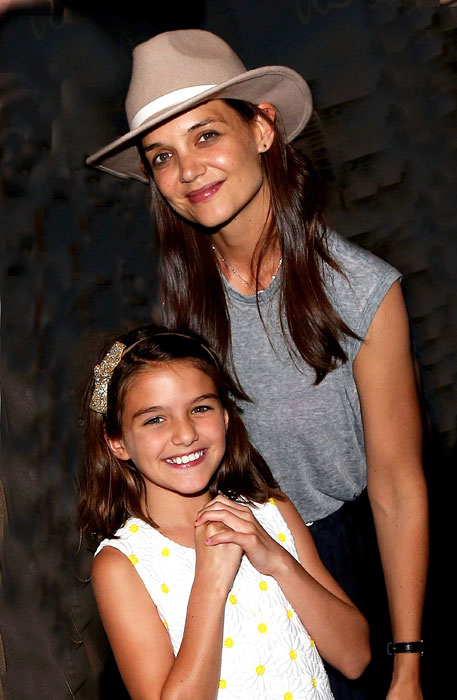 katie holmes suri cruise cute moments