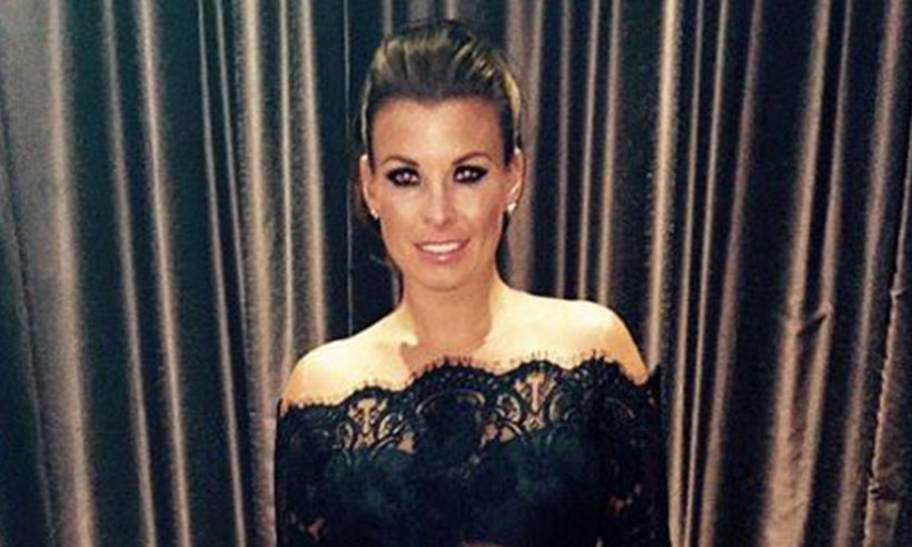 Coleen Rooney Shares Unseen Family Picture From Son Kit S