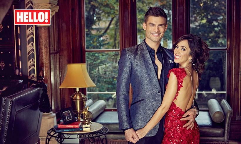 Strictly's Aljaž Skorjanec and Janette Manrara reveal wedding preparations