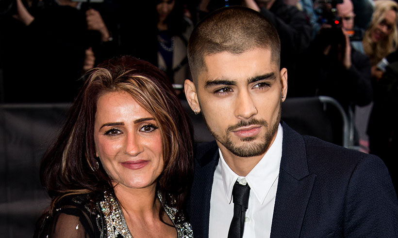 Zayn Malik mother trisha