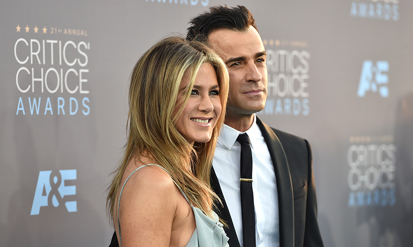 Justin Theroux's birthday gifts for Jennifer Aniston are ...