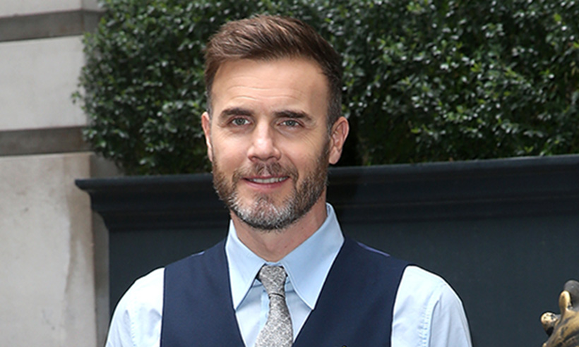 Gary Barlow goes blond for Take That tour – see the pics!