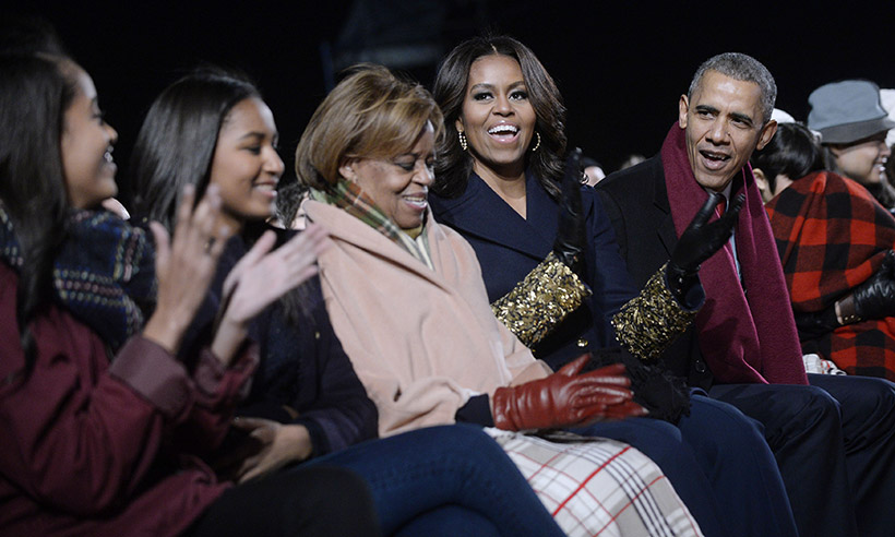 Michelle Obama Wishes Mum Marian Happy Birthday With Throwback Photo Hello,Rudolph The Red Nosed Reindeer 1964 Vhs