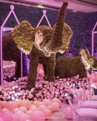 khloe-kardashian-baby-shower-elephants
