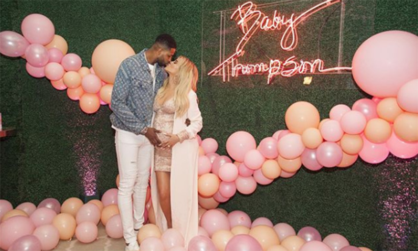 Khloé Kardashian celebrates first pregnancy with lavish Bel-Air baby shower: all the photos