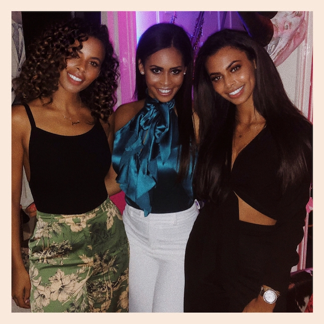 Rochelle Humes Shares A Rare Photograph With Her Two