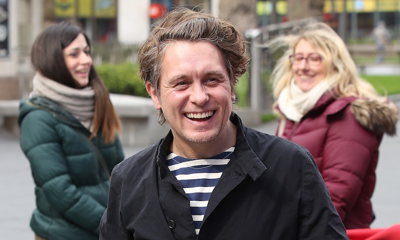 Mark Owen shares adorable rare snap of his two daughters and wife Emma Ferguson