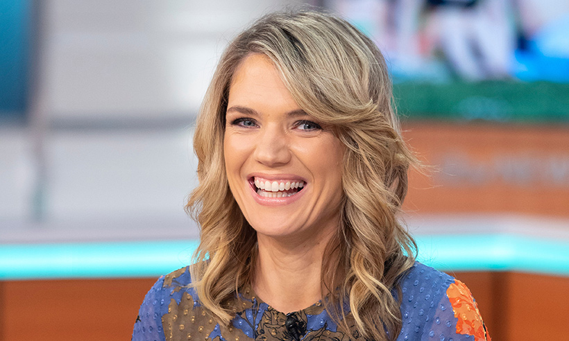 Fans say Charlotte Hawkins 'should have been a royal' after seeing her latest races outfit