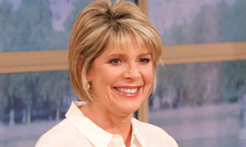ruth langsford was missing from the tv choice awards and. Black Bedroom Furniture Sets. Home Design Ideas