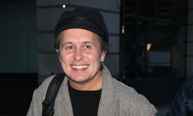 Mark Owen shares rare loved-up snap with wife Emma Ferguson