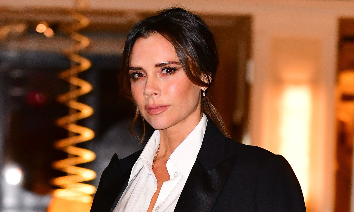 Victoria Beckham FINALLY opens up on David split rumours