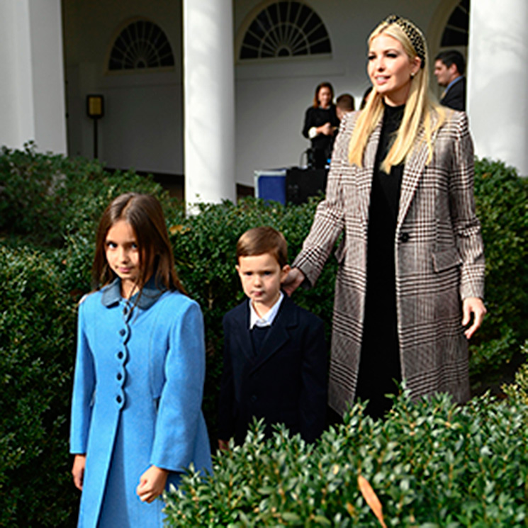 Ivanka Trump's cutest moments with her children caught on camera…