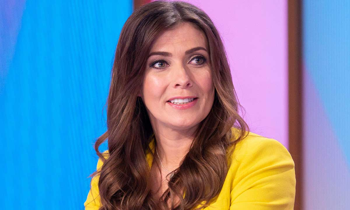 Kym Marsh Opens Up About Cancer Scare And Explains Why She