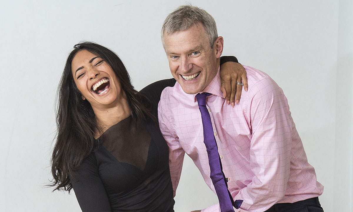 Jeremy Vine confirmed as first Strictly Come Dancing
