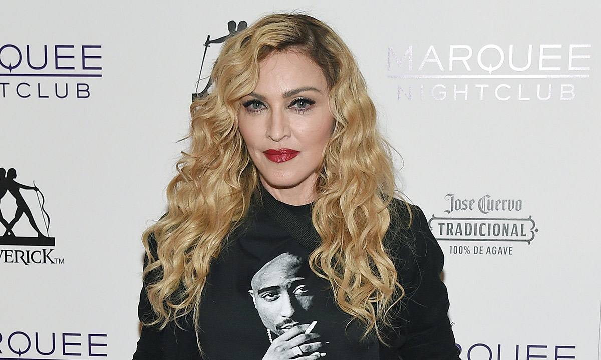 Madonna shares a rare picture of her twin daughters on their seventh birthday