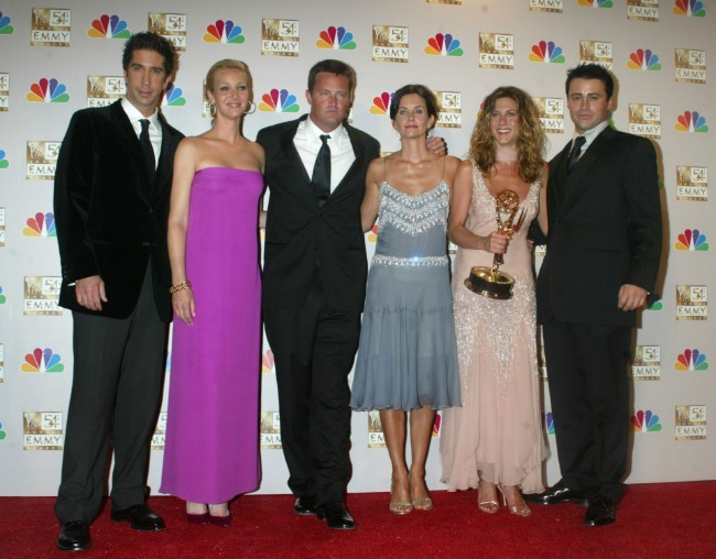 friends-cast-award