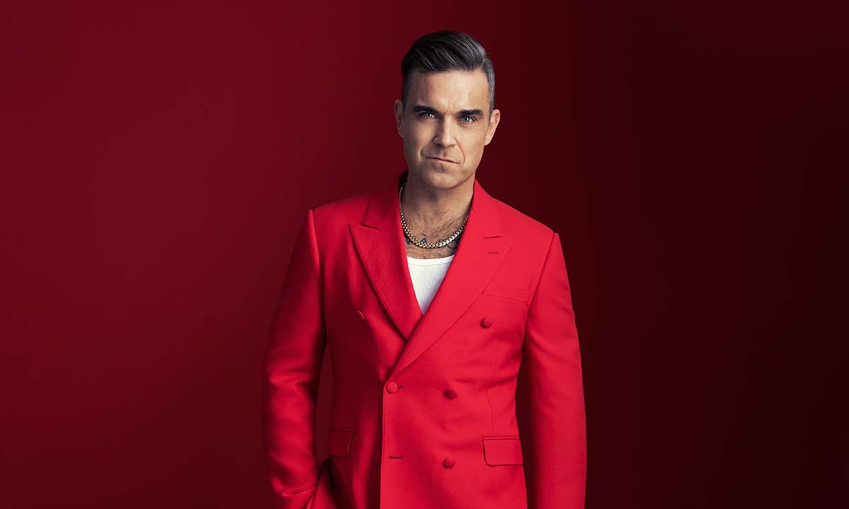 Robbie Williams announces exciting Christmas news – and fans are going to love it | HELLO!