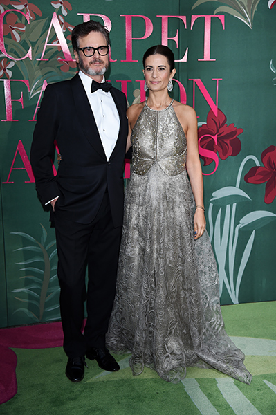 Colin Firth announces split from wife Livia after 22 years ...