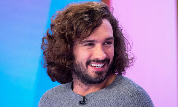 Joe Wicks gets a MAJOR makeover from daughter Indie - and ...