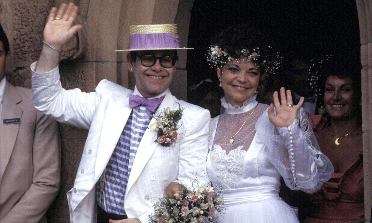 Elton John Accused by Ex-Wife of Lying About Their Marriage