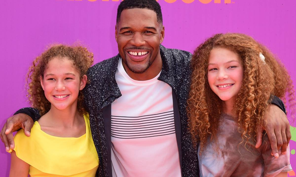 gma-michael-strahan-twin-daughters