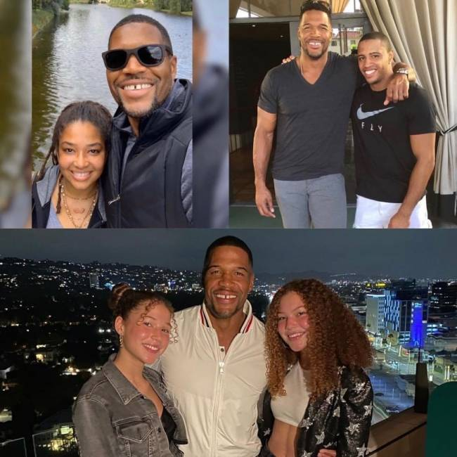 gma-michael-strahan-tribute-children