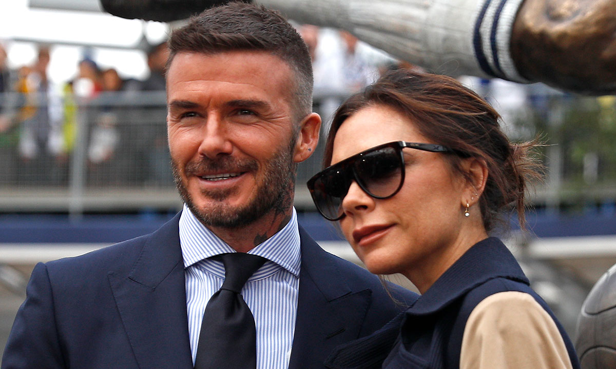 David and Victoria Beckham share sweet birthday messages