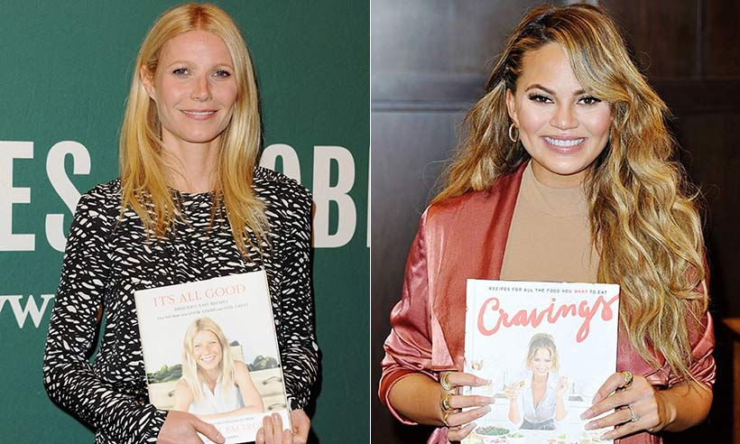 5 of the best (and most surprising) celebrity cookbooks