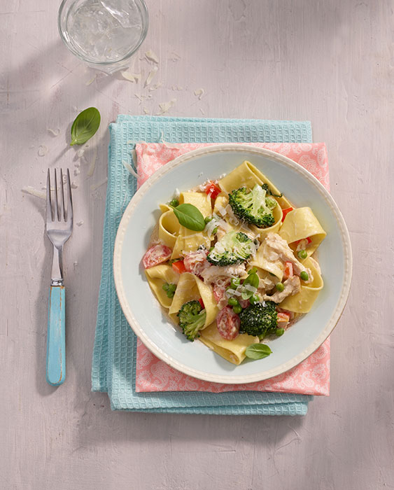 Chicken-Pappardelle