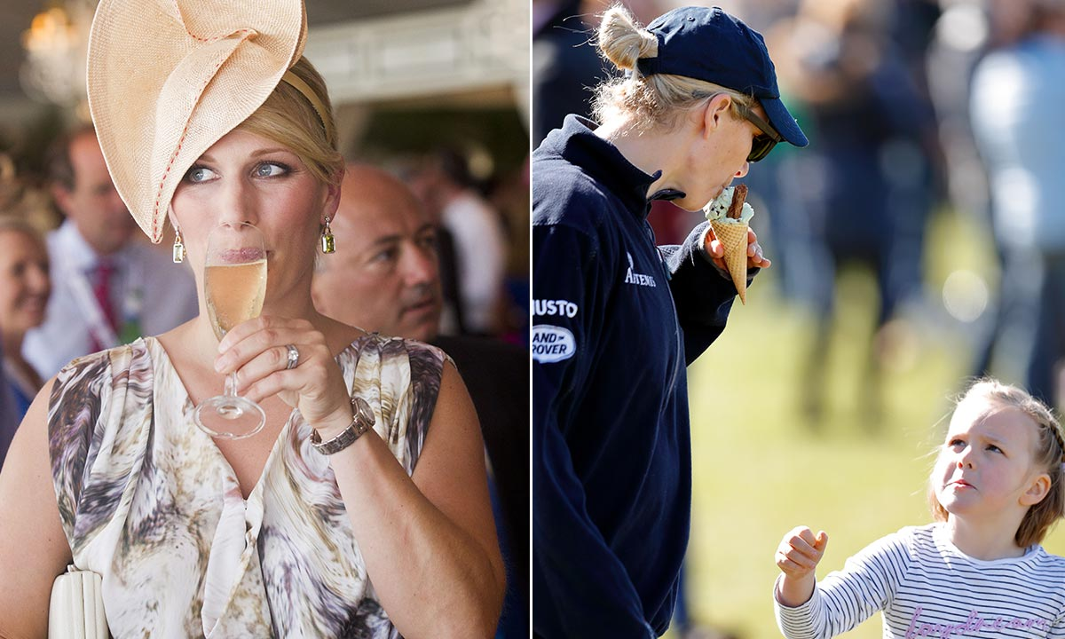 Zara Tindall's diet revealed: what the Queen's ...