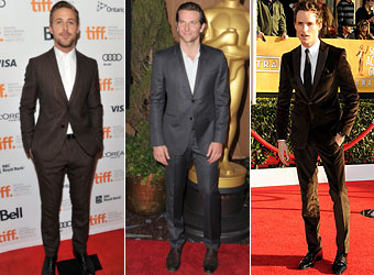 Hollywood's hottest red carpet hunks