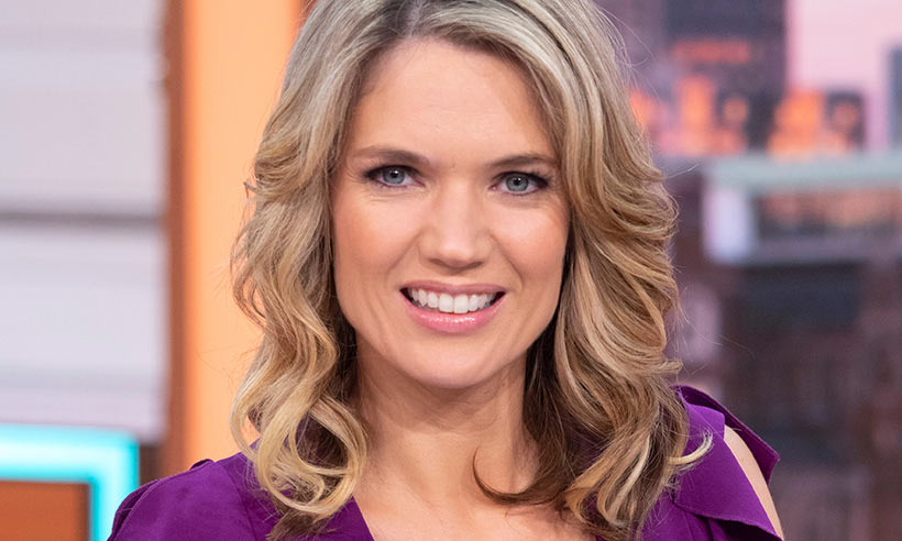 Ok, Charlotte Hawkins's palm-print Marks & Spencer dress just made it to the top of our shopping list