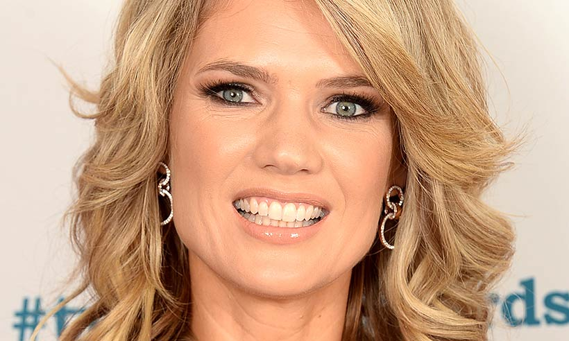 Charlotte Hawkins shocks fans in sexy leather trousers - giving Sandy from Grease a run for her money