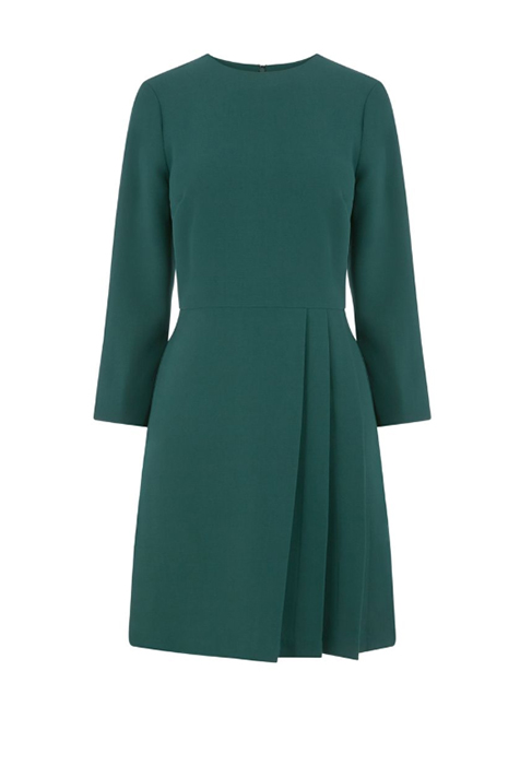 warehouse-green-dress