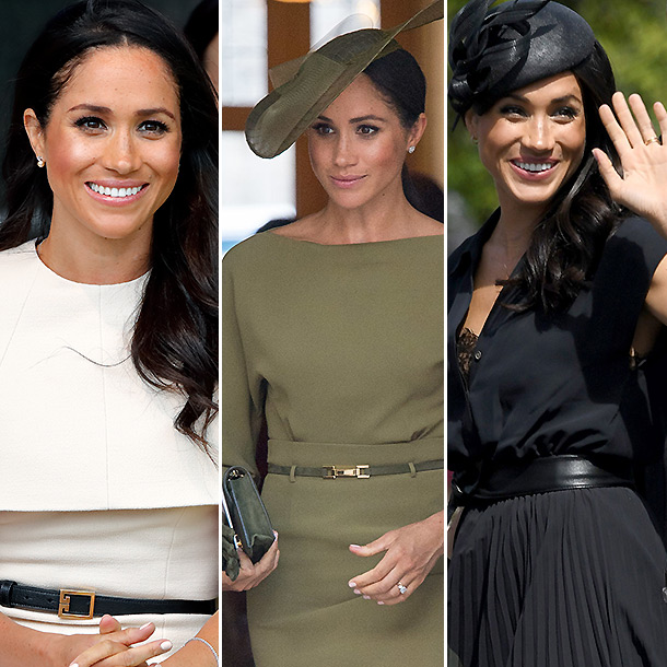 The one fashion item Duchess Meghan can't live without