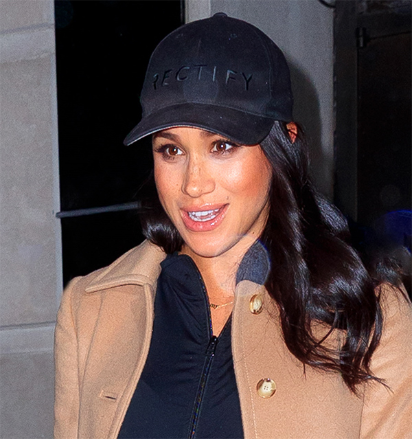 Meghan Markle Just Proved She Already Feels Very British