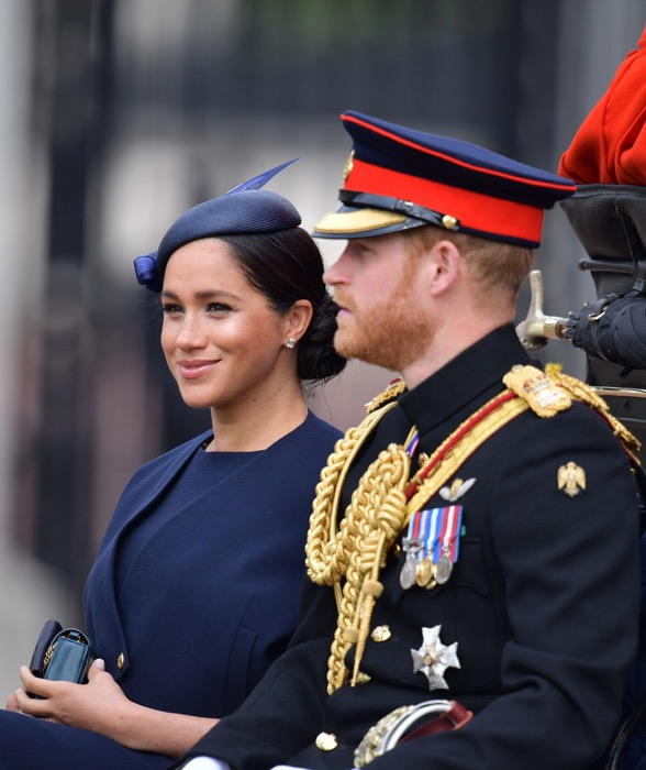 Meghan Markle Breaks From Maternity Leave To Attend