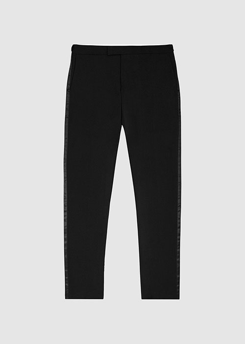 Reiss suit trousers