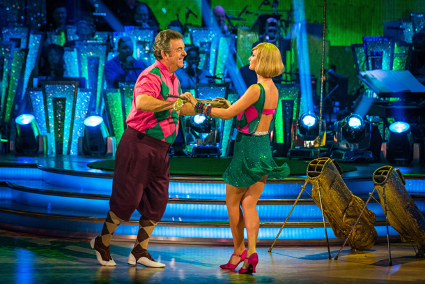 Strictly Come Dancing: Simon Rimmer favourite to be first ...