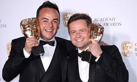 Ant and Dec admit they don't hang out with Simon Cowell on Britain's Got Talent