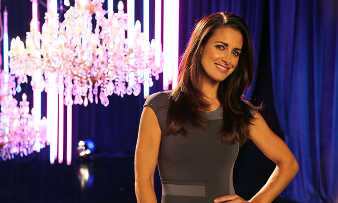 Strictly Come Dancing: Kirsty Gallacher and Iwan Thomas complete line-up