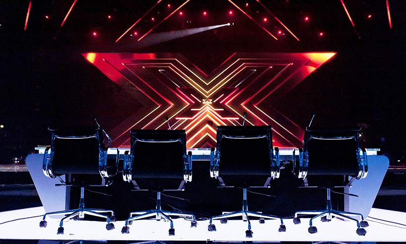 Is this the complete X Factor 2016 line-up?