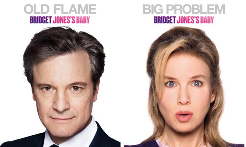 Official Bridget Jones's Baby posters released – and Mark Darcy looks as charming as ever!