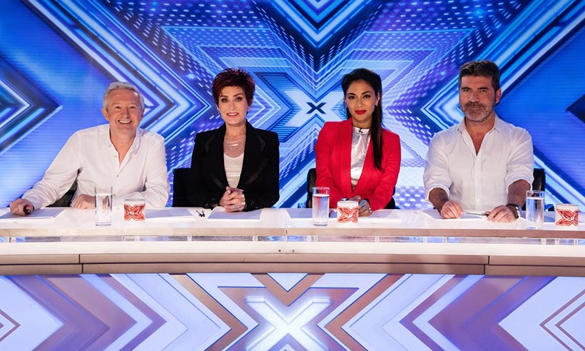 The X Factor 2016: Judges categories revealed